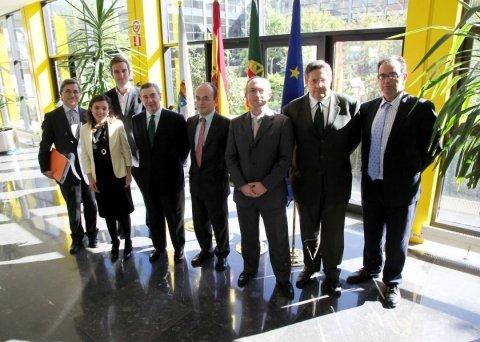 Imaxes primeira parte - Foros sobre a directiva servizos e o incremento da competitividade: Unha oportunidade para Portugal, España é  Galicia